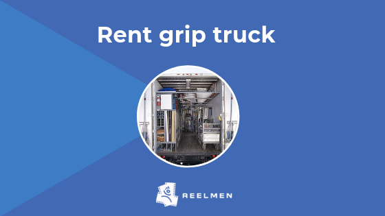 Grip Truck Rental in phoenix